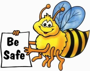 Bee Safe!